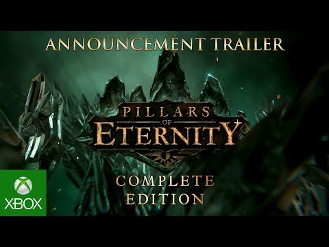 Pillars of Eternity – Announcement Trailer