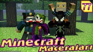 ÖRÜMCEK KÖYÜNE BÜYÜK SALDIRI (Minecraft Maceraları Yeni Bölüm)