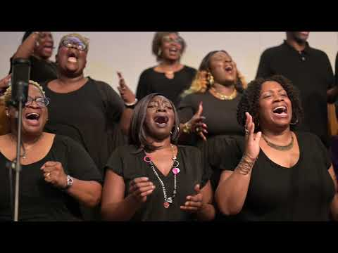 "David Walker And Higher Praise Singing "" Whom Shall I Fear""."