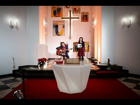 KulturKurier: Weihnachtsandacht mit Martina Gassmann und Frank Wingold