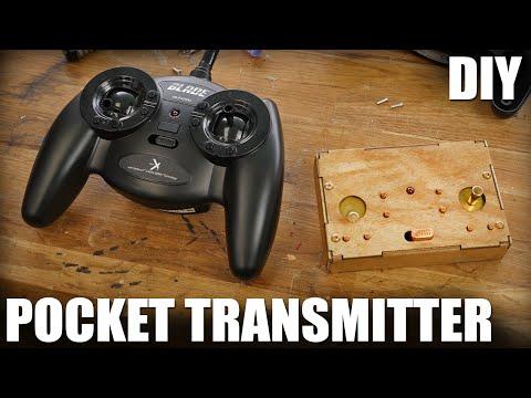 DIY Pocket Transmitter | Flite Test