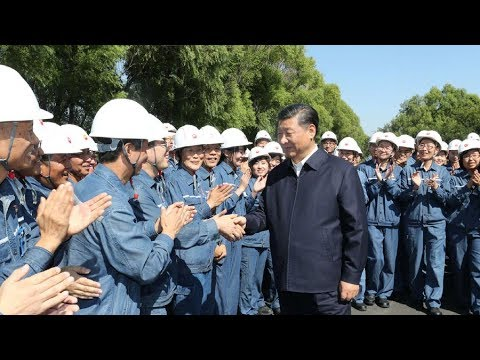 Xi heads to NE China's Liaoning for inspection