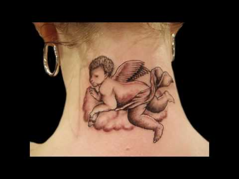 33 Best Angel Tattoos Ideas for Women