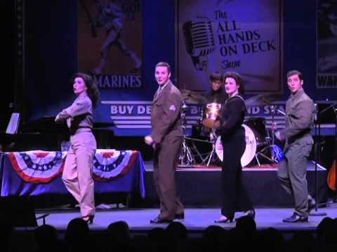 All Hands On Deck! - A 1940's Musical Review & Roadshow