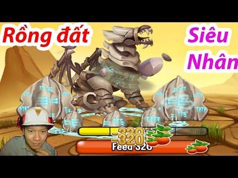 ✔️ Rồng đá bóng Dragon City HNT chơi game Nông Trại Rồng HNT Channel New 454