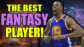 Who is the BEST Fantasy Basketball Player!? 1st Pick!