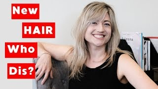 NEW HAIR WHO DIS | Gettin My Hair Did, Standup Comedy Open Mics, Billiards, Vegan Food, & More