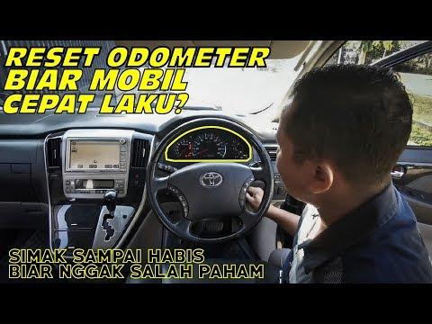Cara Mengetahui Odometer Diputar | Menghindari Mobil KM Tinggi? Bagaimana Kalau Odometer Direset?