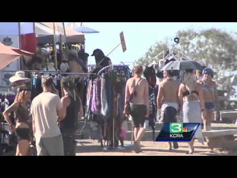 Thousands gathering in Oakdale for music, art fest