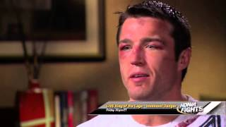 Chael Sonnen on Fighting Words; 08.08.10 (the night after fighting Anderson Silva)