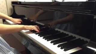 ピアノ演奏「ダイスキデス/Kis-My-Ft2」