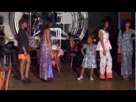 Beatrice Awaito Fashion Show