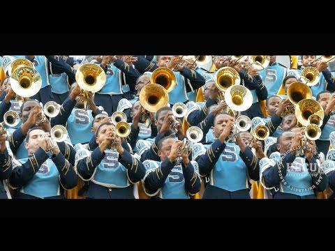 Rocky - Southern University Marching Band 2015 | Filmed in 4K