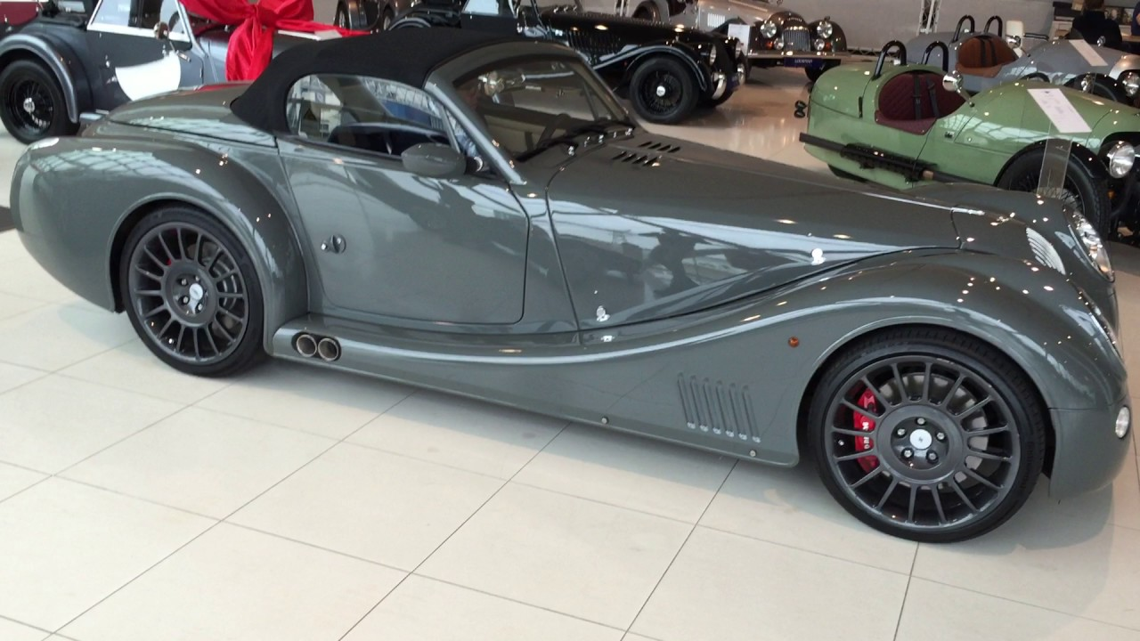 Morgan Aero 8 - YouTube