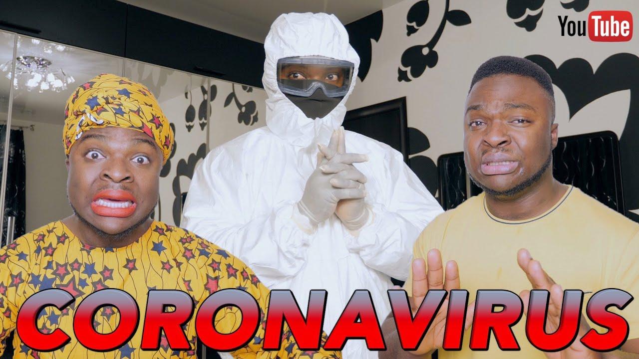 AFRICAN HOME: CORONAVIRUS