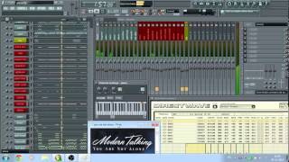 Modern Talking - You Are Not Alone (Instrumental Cover in FL Studio 7)