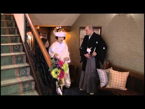 Japanese Wedding ( Shinto Rite ) Part 1