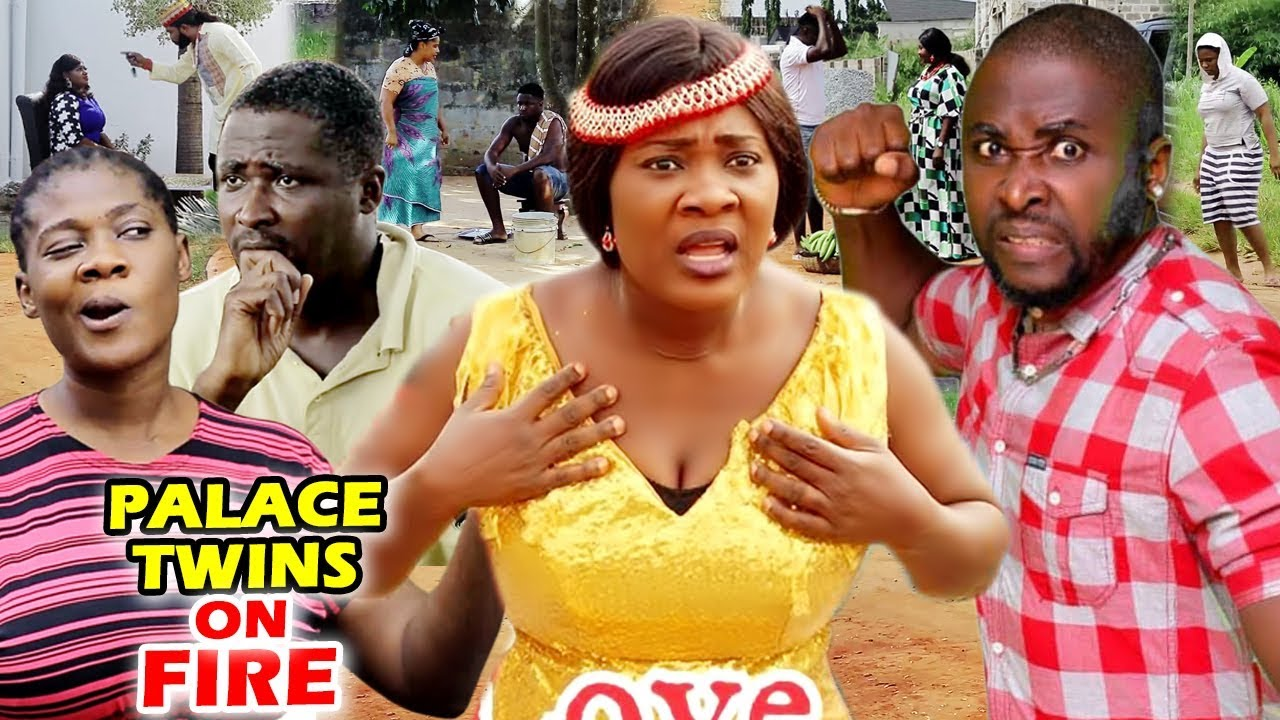 Download Palace Twins On Fire COMPLETE Season 7&8 - Mercy Johnson/Onny Michael 2020 Latest Nigerian Movie