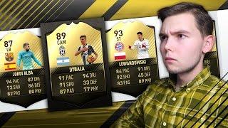 Czy to KONIEC KLĄTWY? | FIFA 17 DRAFT