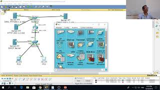 Packet Tracer. Application Layer. DNS SOA, CNAME, MX record