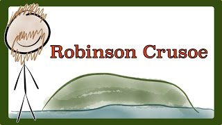 Robinson Crusoe by Daniel Defoe (Book Summary) - Minute Book Report