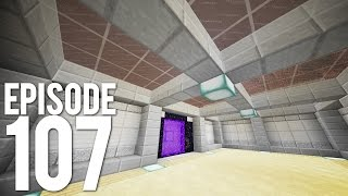Hermitcraft 3: Episode 107 - Connecting to The Nether