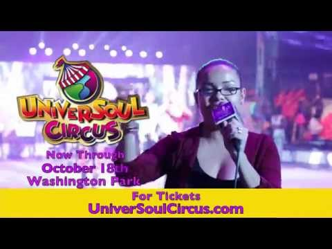 UniverSoul Circus in Chicago @ Washington Park Commercial