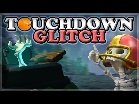 Touchdown Tombstone GLITCH! | Clash Royale 🍊