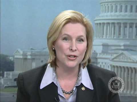 US Senator Kirsten Gillibrand addresses Make the Road New York
