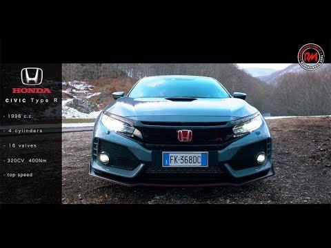 Honda Civic Type R - ReportMotori