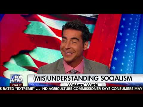 Do Millennials Actually Know What Socialism Is? Cabot Phillips Joins Watters