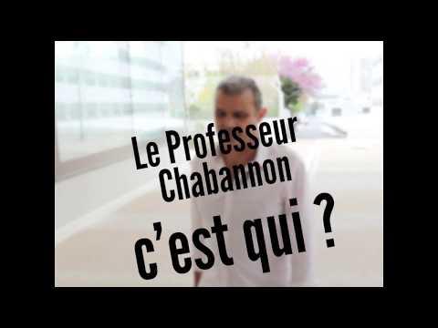 Qui est le Professeur Christian CHABANNON ?