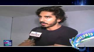 #IFFI 2015: An Interaction with Actor Dev Patel & Actress Devika Bhise