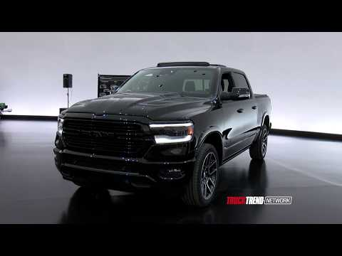 2019 RAM Trucks