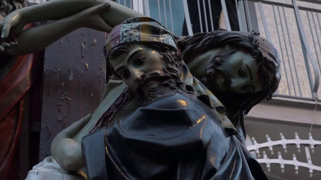 Carbonara Di Bari Storia carbonara di bari, processione del venerdì santo