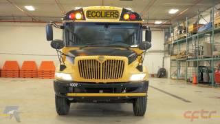 Ronde de sécurité pour autobus - CFTC / CFTR