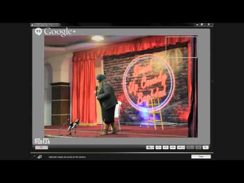 Stand up Comedy Baghdad - Live Version - part1of2