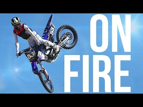 ON FIRE  Dylan Walsh at The Throne Track