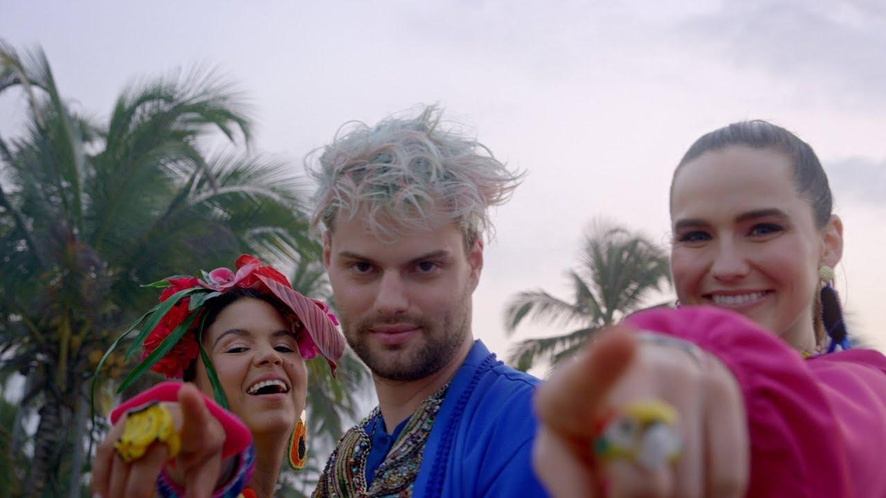 SOFI TUKKER & Bomba Estéreo — Playa Grande (Official Behind The Scenes) [Ultra Music]