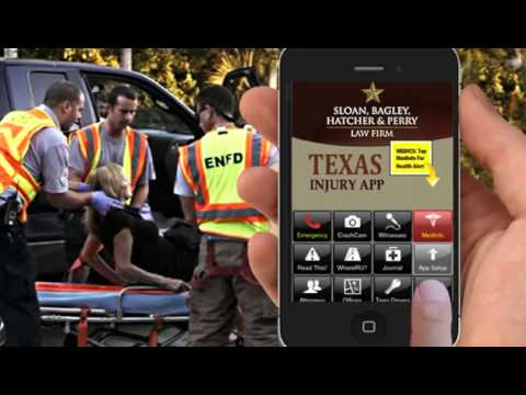 Texas Injury App