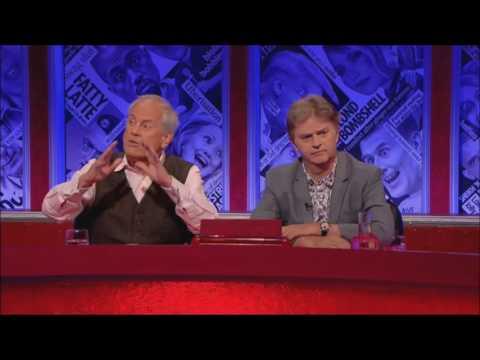 Gyles Brandreth hilariously explains the EU referendum on HIGNFY
