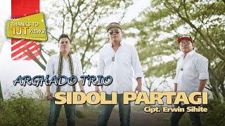 SIDOLI PARTAGI , CIPT. ERWIN SIHITE - ARGHADO TRIO