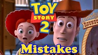 TOY STORY 2 MOVIE MISTAKES, , Facts, Scenes, Bloopers, Spoilers and Fails