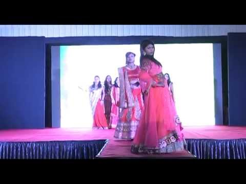 Jain college fashion show 2014