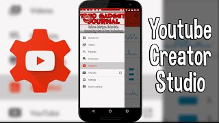 A Quick Look At: Youtube Creator Studio Android App