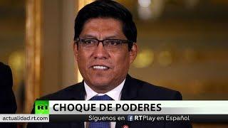 Jefe de Gabinete peruano: