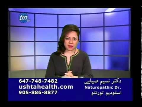 Dr. Nasim Ziaee, ND - Thyroid (تیرویید - Naturopath دکتر نسیم ضیایی - دکتر)