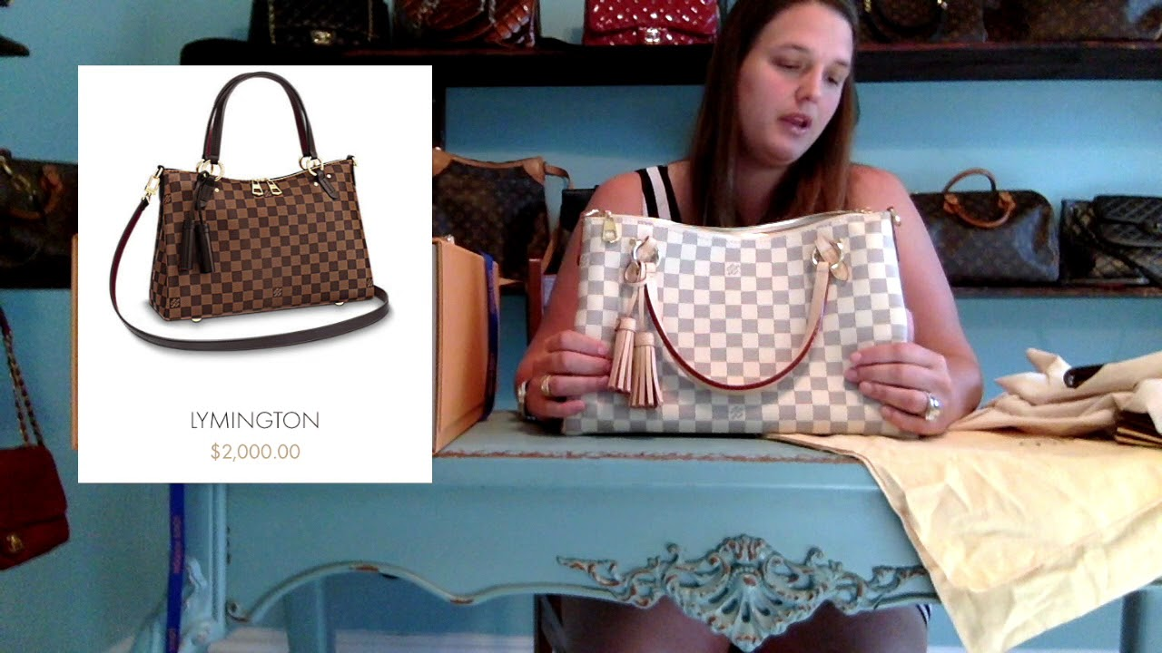 Brand New From Louis Vuitton And Straight To You The Lymington Review Unboxing Reveal