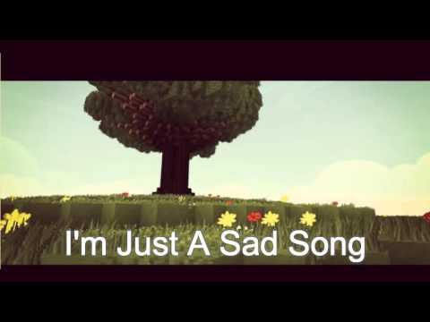 Minecraft Diaries//Garmau Video//Sad Song