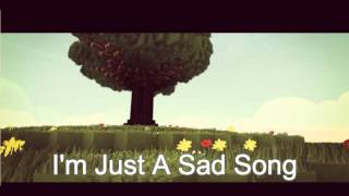 Minecraft Diaries//Garmau Video//Sad Song